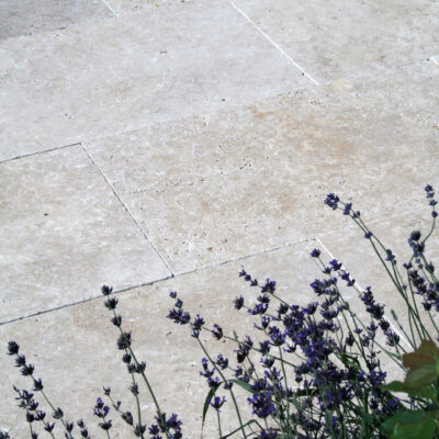 Travertin Tuscany Beige Terrassenplatten